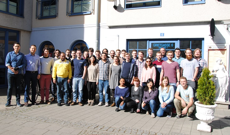 FORBIOSENSING PROJECT ON MSCJ SPRING SCHOOL IN JENA
